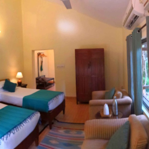 Deluxe Cottages Bandhavgarh Jungle Lodge