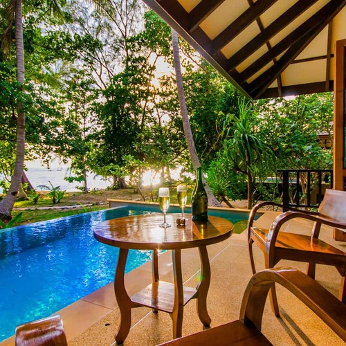 Koh Jum Beach Villas 1 Bed Pool Villa Si Daeng