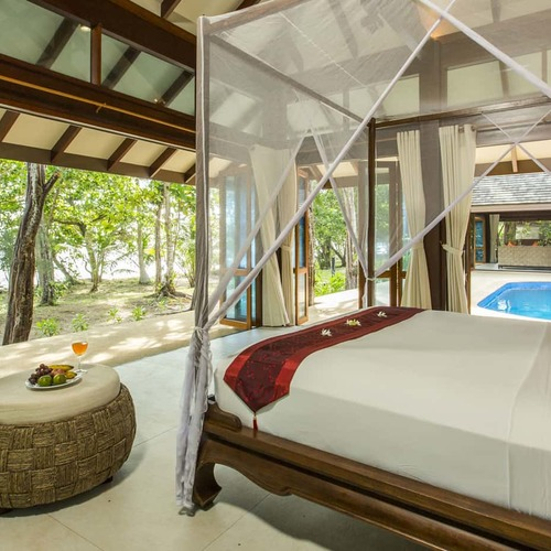 Koh Jum Beach Villas 2 Bed Beach Pool Villa Suay Nam