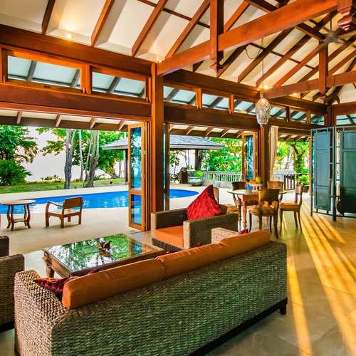 Koh Jum Beach Villas 2 Bed Beach Pool Villa Ton Sai