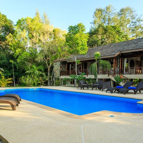 Koh Jum Beach Villas 2 Bed Pool Villa Thanachaat