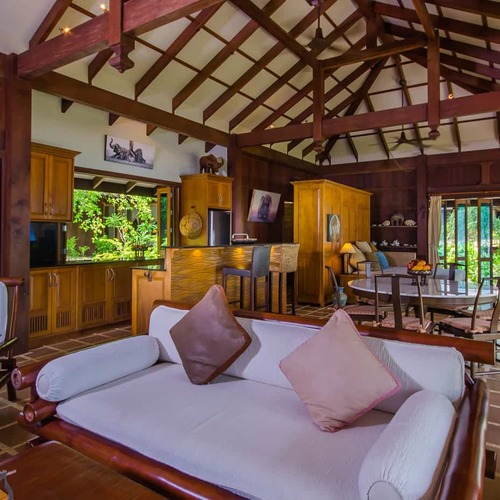 Koh Jum Beach Villas 3 Bed Beach Villa Madelaine
