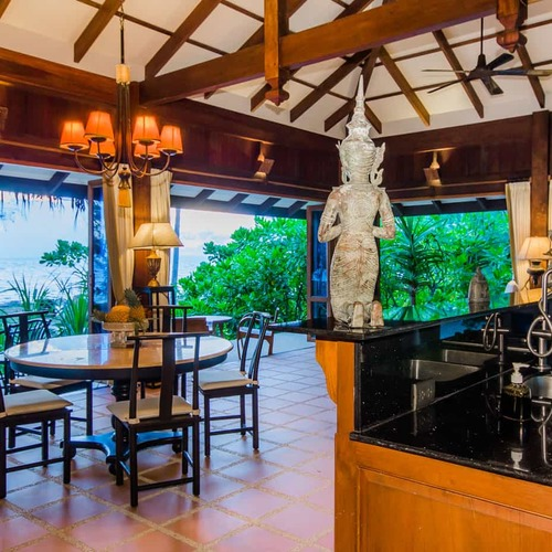Koh Jum Beach Villas 3 Bed Beach Villa Raj