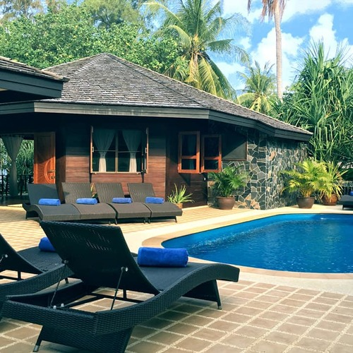 Koh Jum Beach Villas 4 Bed Beach Pool Villa Sharma