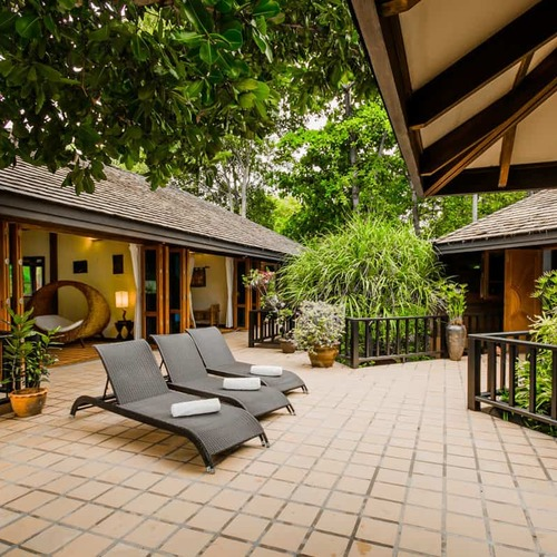 Koh Jum Beach Villas 5 Bed Beach Villa