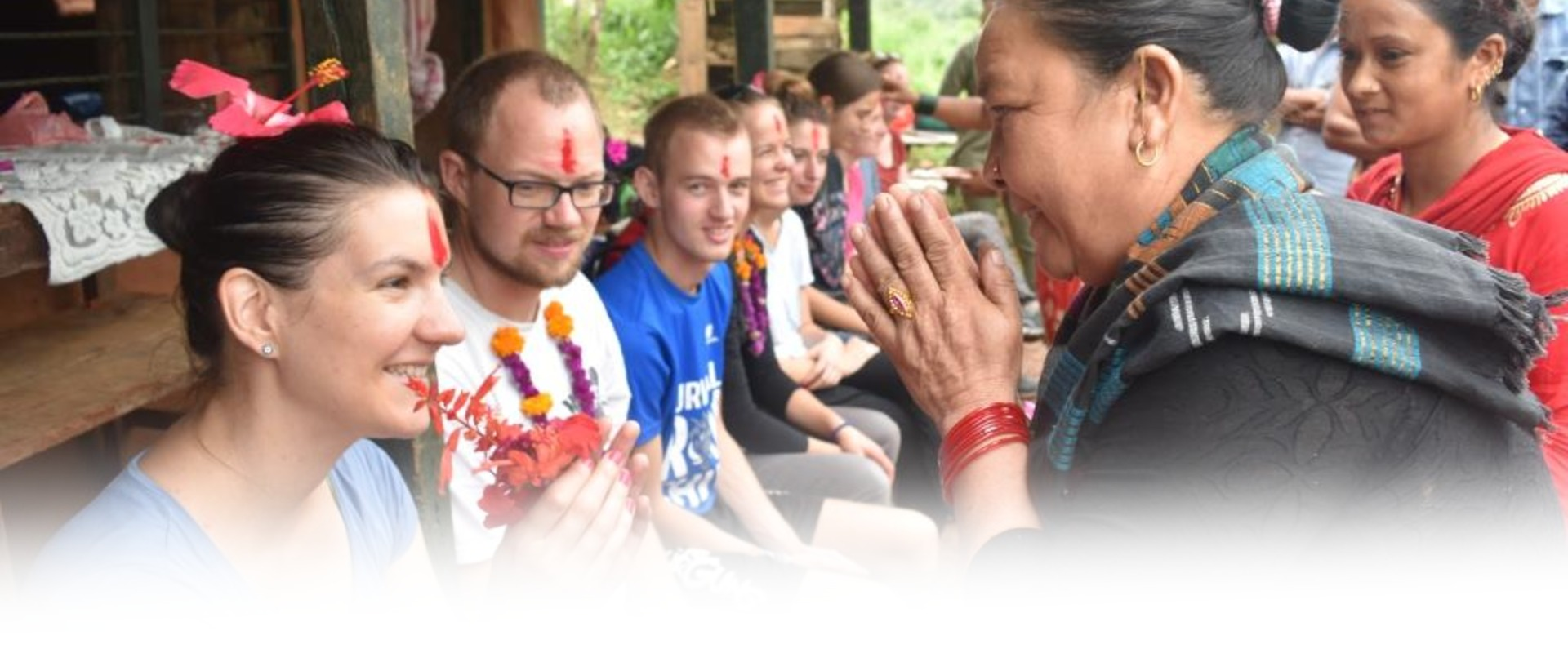 Hands On Institute Nepal Greeting