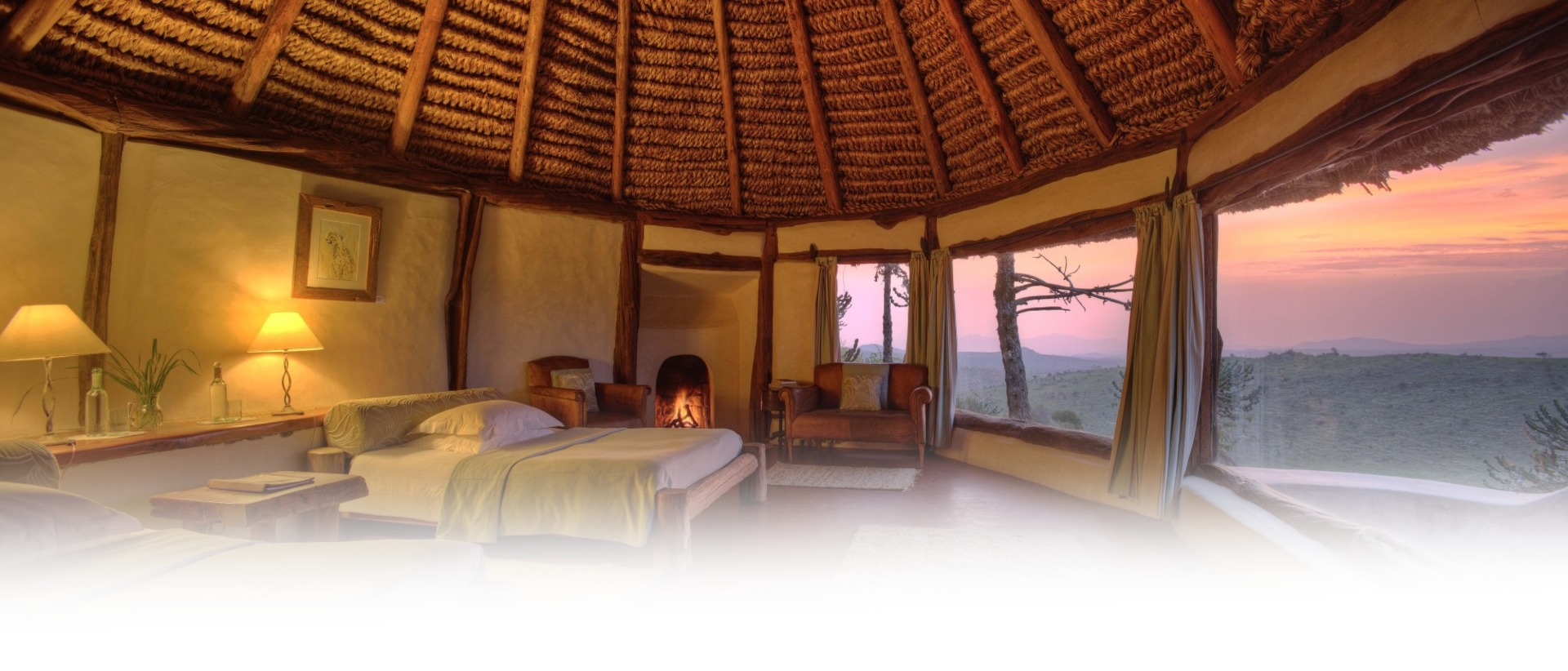 Borana Lodge Room