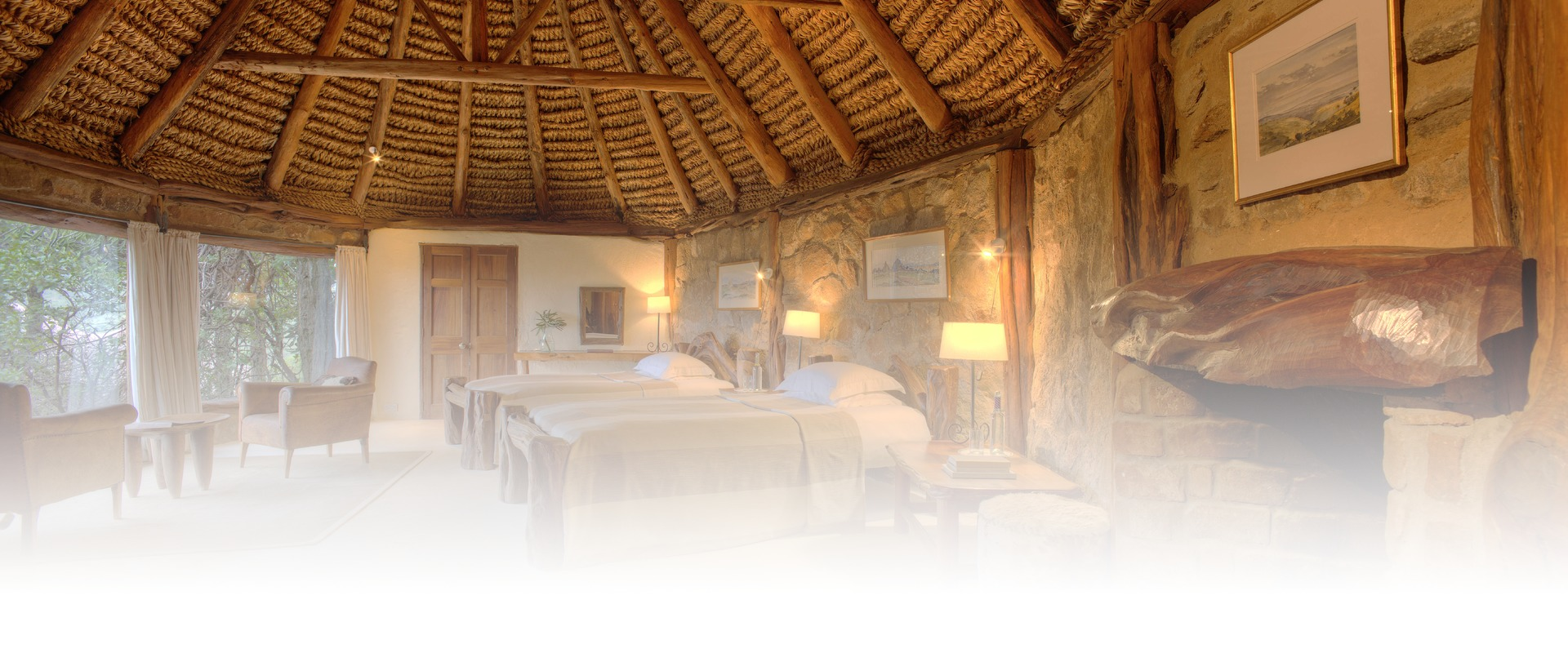 Borana Lodge Room 3