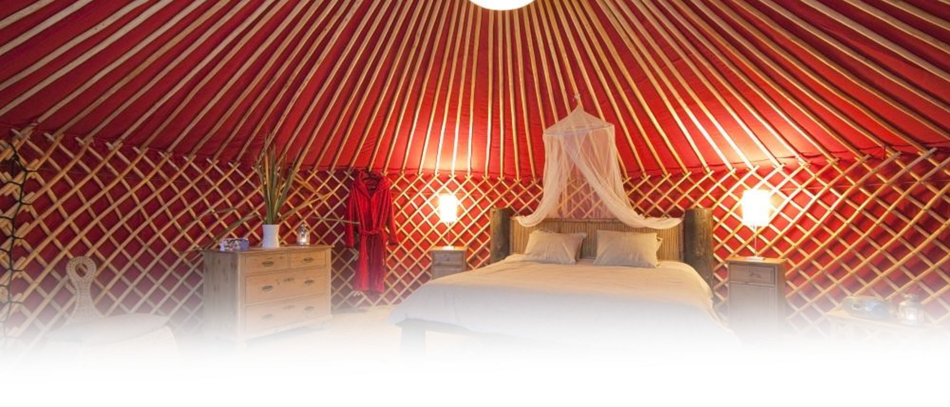 Lanzarote Retreats Eco Twin Yurt 1