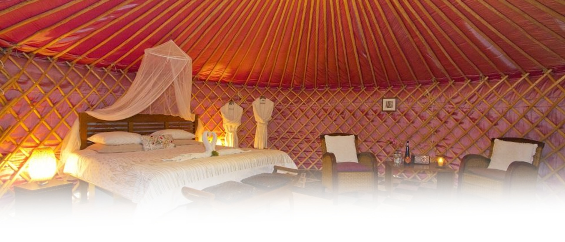 Lanzarote Retreats Eco Yurt