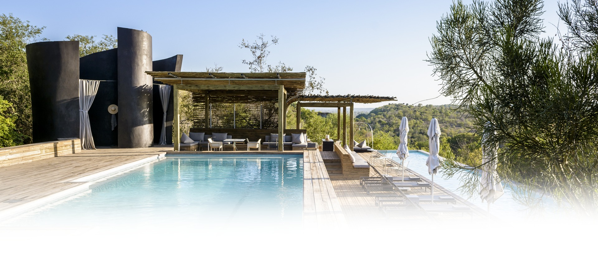 Singita Lebombo Lodge Double Pool