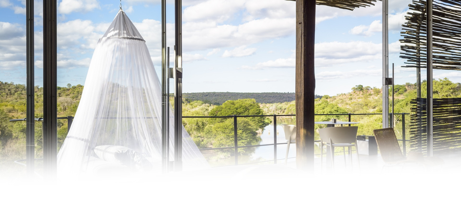 Singita Lebombo Lodge Room and Views