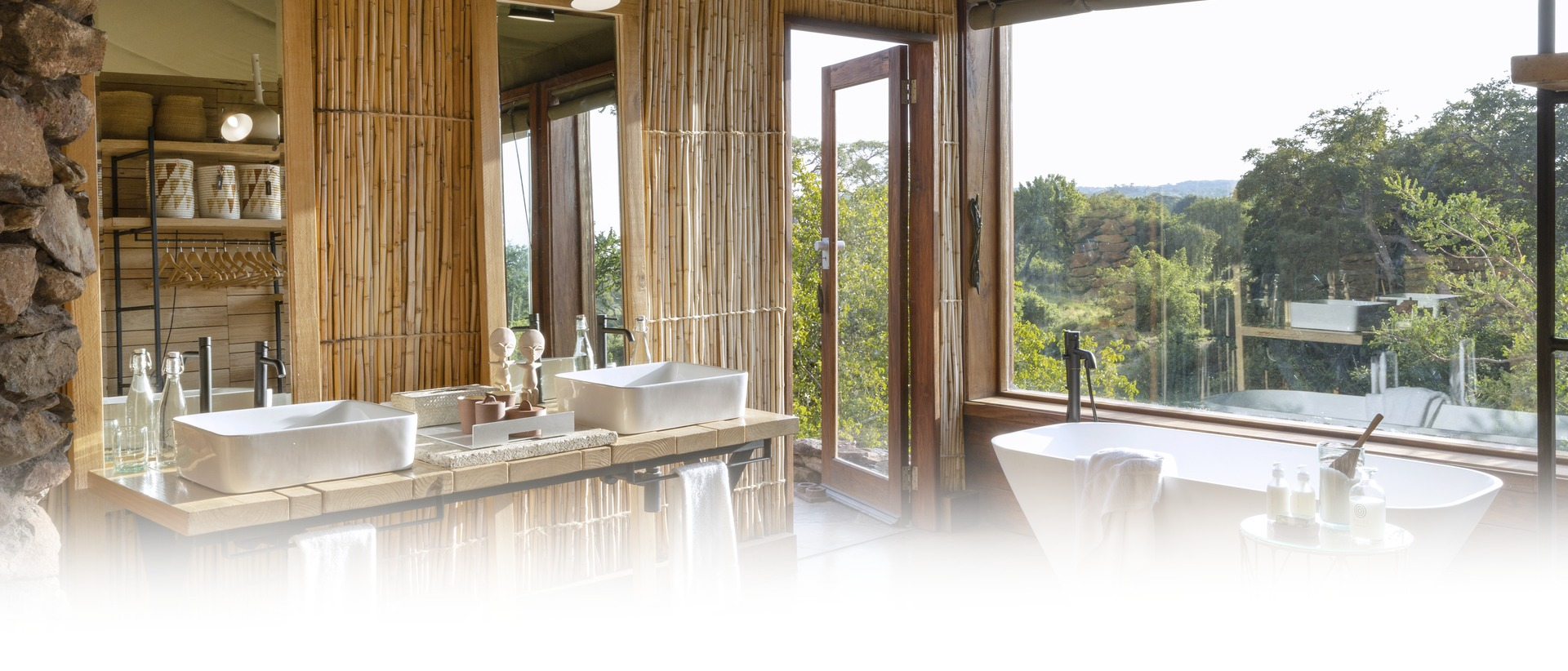 Singita Faru Faru Lodge En Suite Views