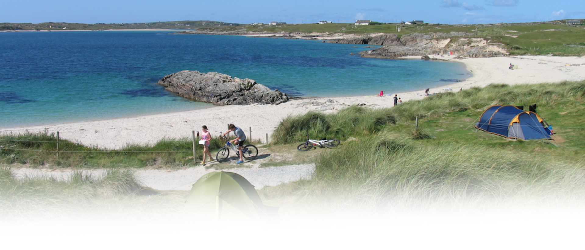 Clifden Eco Beach Camp